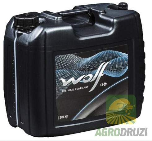 Масло трансмісійне 80w90 GL4 Wolf GUARDTECH (Бельгія) 1л.