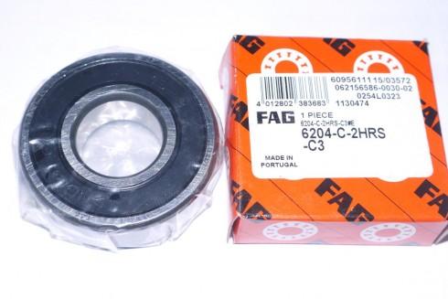 Підшипник кульковий 6204 FAG