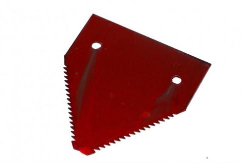 Сегмент ножа жатки 206236M1