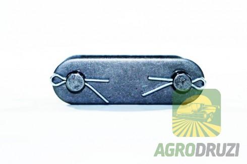 З'єднувач ланцюга 38.4x19mm 002860