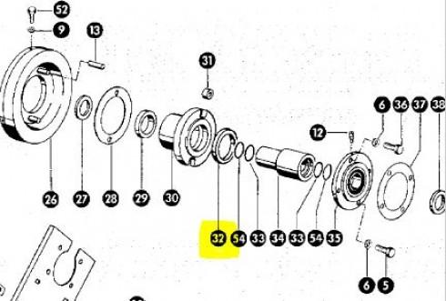 Манжет ущільнення варіатора молотарки CLAAS 670989