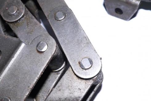 Ланцюг похилої камери 6,9mm крайній 38.4R/2K1/J2A