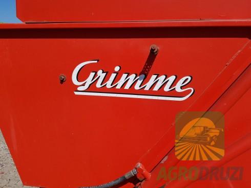 Картоплезбиральний комбайн Grimme Europa Standette