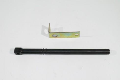Палець шнека жатки 16x260mm ( + пластинка CQ21087) John Deere AZ49886, H102724