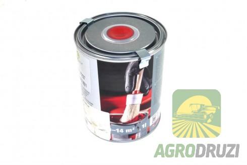 Фарба WELGER червона Granit 750 мл
