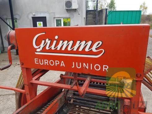 Картоплезбиральний комбайн Grimme Junior