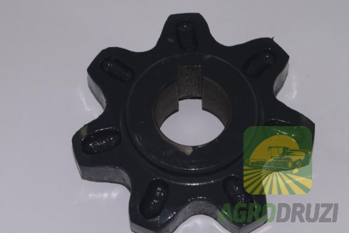 Зірочка елеватора Z7 d=30mm CLAAS 674143
