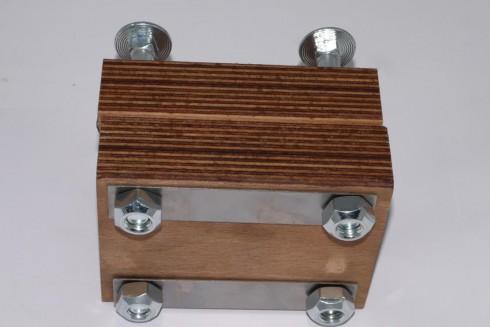 Підшипник дерев'яний соломотряса CLAAS 678258