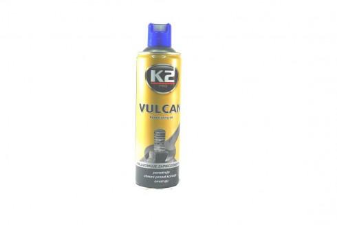 Засіб для полегшення відкручування болтів K2 Vulcan 500ml