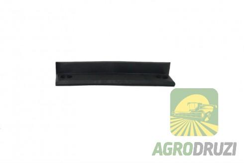 Направляюча планка ланцюга кутникова пластмасова кукурудзяної жатки CLAAS 692791