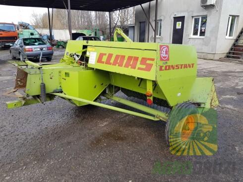 Claas Constant (Markant 50) Прес-підбирач тюковий