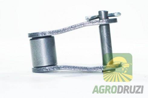 Перехідник ланцюга 6.9mm крок 38.4mm CLAAS 002861