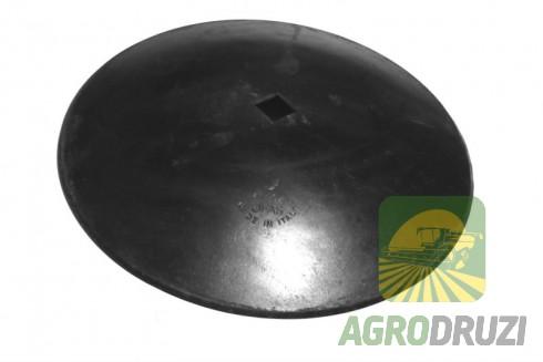 Тарілка дискової борони кругла