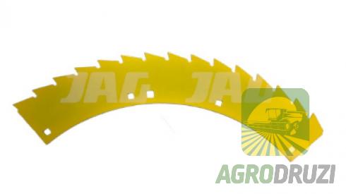 Ніж кукурудзяної жатки Kemper  [MWS] 67746