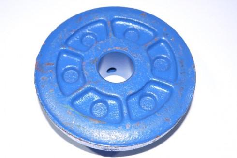 Ролик залізний пруткового транспортера стола