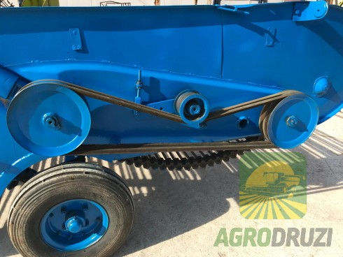 Картоплекопач КТН двохрядковий причіпний Agromet Z609